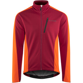 VAUDE Spectra II Softshell Jacket Men salsa